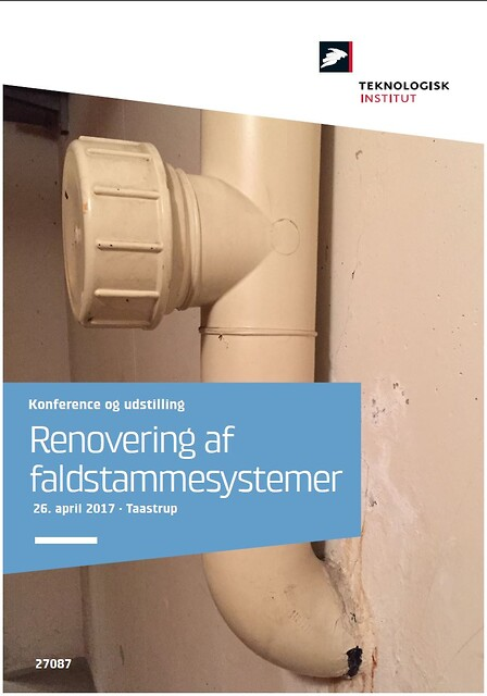 Renovering af faldstammesystemer (Konference & Udstilling)