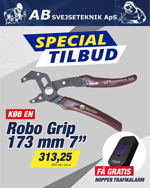 Robo Grip 173 mm 7″