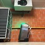 Luftrenser FLO-D maskine