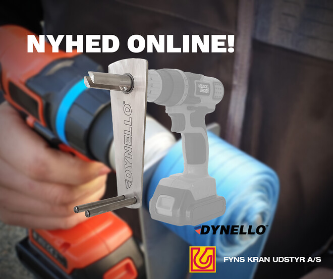 Dynello Accu Winder