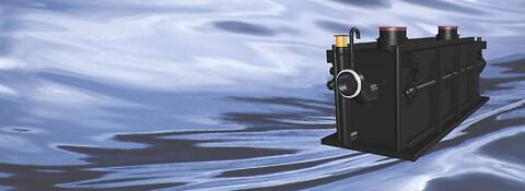 Varmeveksler genererer energi fra koldt vand - Varmeveksler
