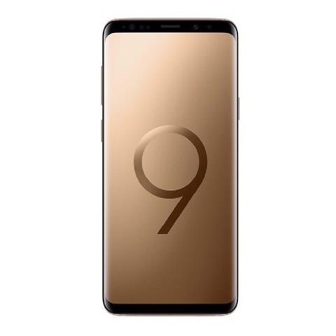Samsung galaxy S9 64GB (guld) - grade b - mobiltelefon