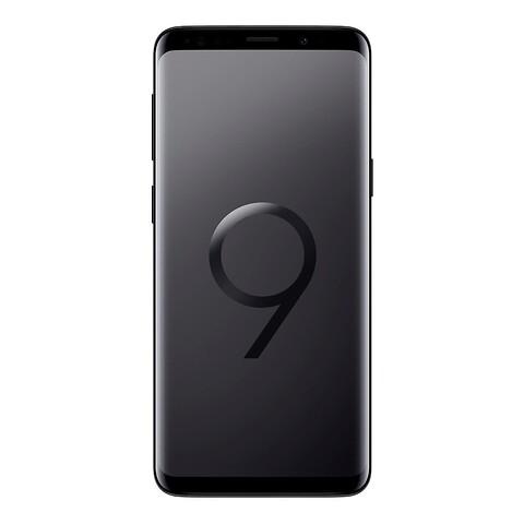 Samsung galaxy S9 64GB (sort) - grade b - mobiltelefon