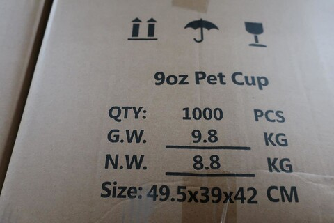 20000 stk. pet kopper nature to nature 210PETS9-9oz