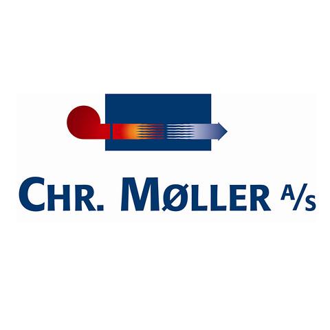 """Dampkedel i 40"""" container udlejes hos Chr. Møller A/S"""