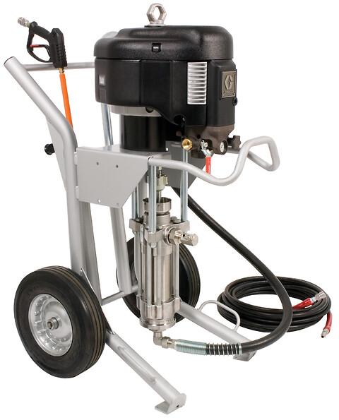 Graco Hydra-Clean - Trykkluftdrevet EX-godkjent Høytrykkspyler fra Norclean AS
