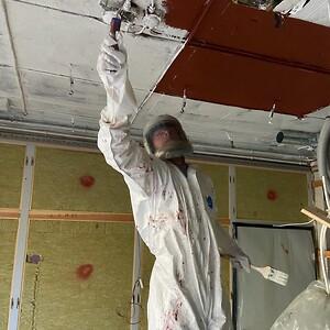 Hoverby A/S er i gang med, at PCB-forsegle klassisk betonbygning med ProSeal PCB-forsegling. Projektleder,