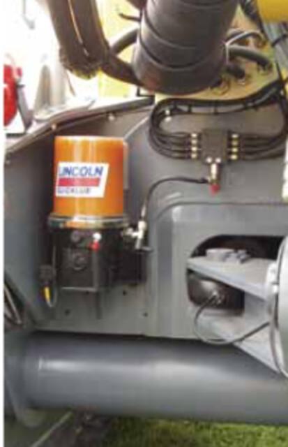 Centralsmøringspumper -    Velsmurte maskiner betyder højere effektivitet - Centralsmøringspumper -    Velsmurte maskiner betyder højere effektivitet