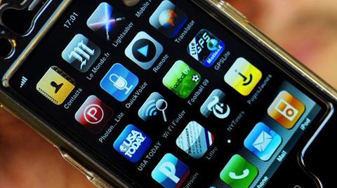 iphone til salg