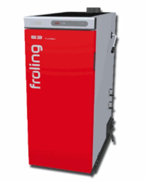 Frøling S3 Turbo - Fröling S3 Turbo fastbrændselskedel brandkammer