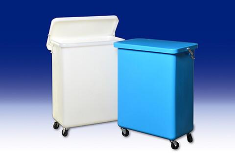 Kvalitets affaldsbeholdere fra Promens