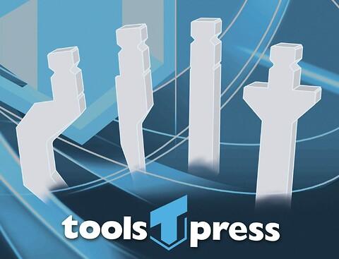 Kantpresserværktøjer til alle fabrikater af kantpressere