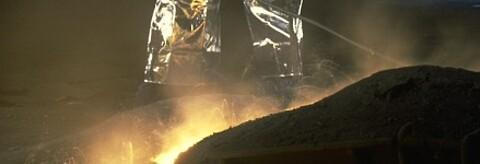 Rustfritt stål, ni-legeringer og titan
