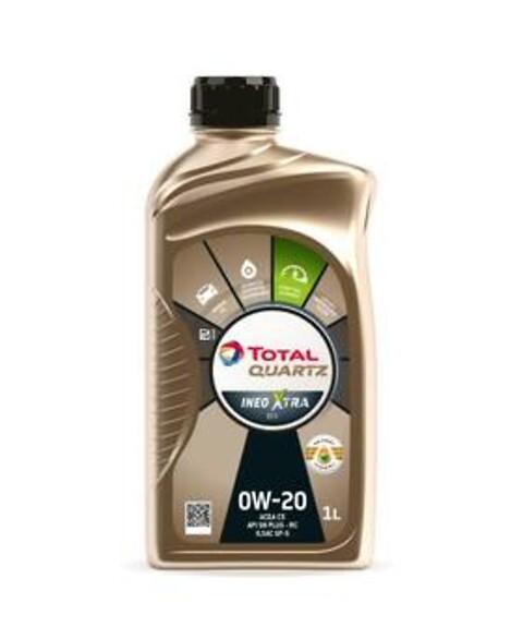 Ny TOTAL motorolie til OPEL køretøjer! - TOTAL QUARTZ INEO XTRA EC5 0W-20 er en syntetisk motorolie, udviklet til den nyeste generation af motorer fra førende bilproducenter