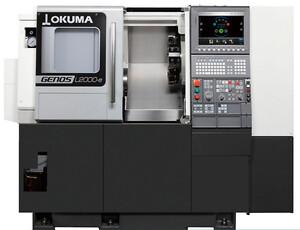 Kampagne på OKUMA L2000-e (M)