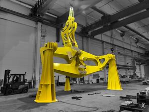 Generator Upending Tool for Siemens Gamesa Renewable Energy