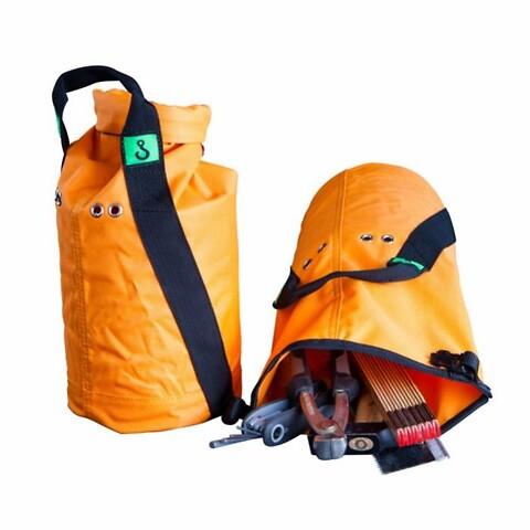 Mini tool bag orange