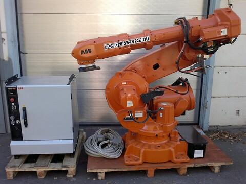 ABB robot IRB6650 IRC5 185kg/2.8m M2004 FYND !!!