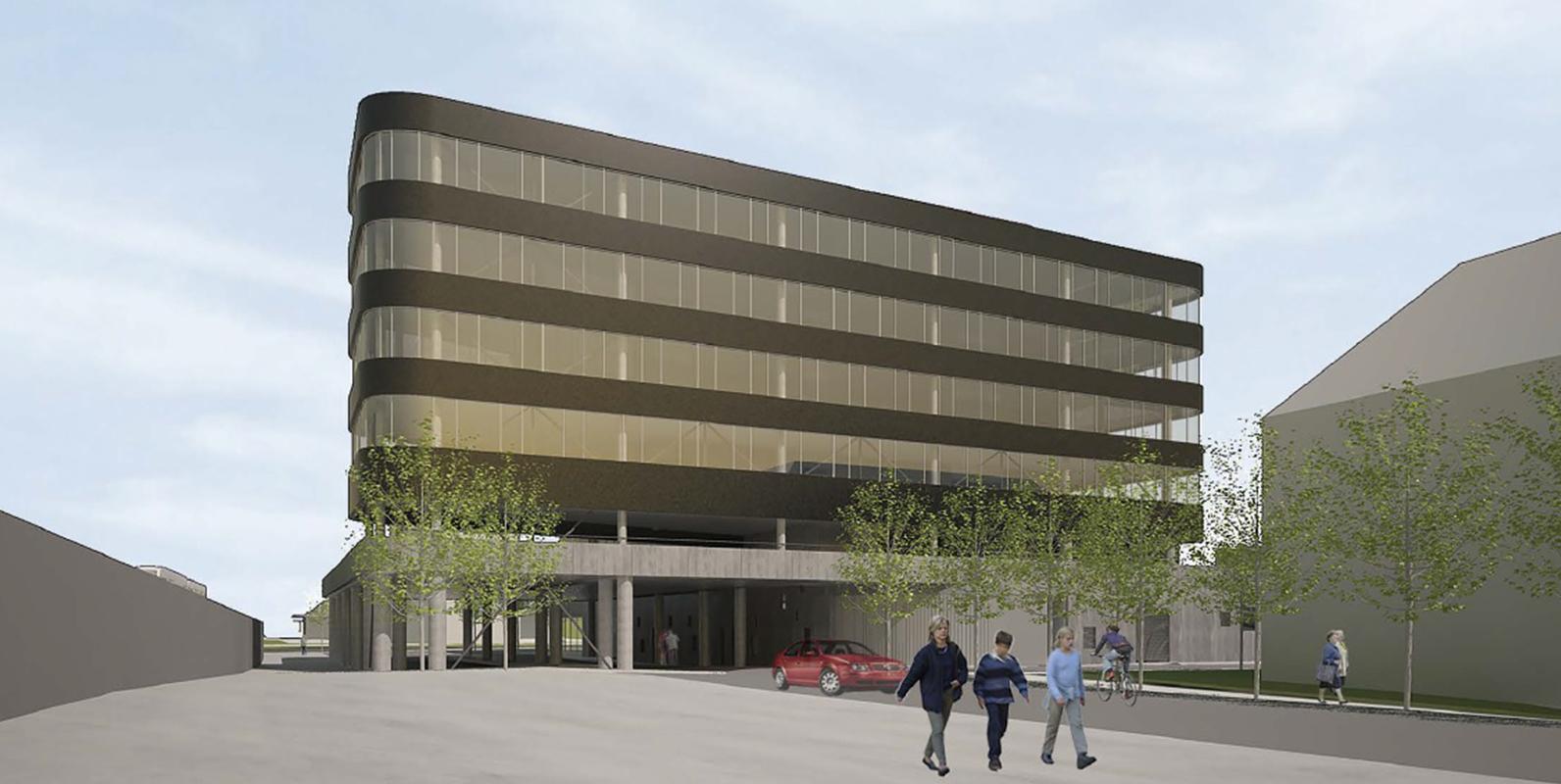 845e8f18495 ... 2018 kan den rådgivende ingeniørvirksomhed Moe tage en ny tilbygning på  3.560 kvadratmeter i brug i tilknytning til sit domicil i Søborg ved  København.