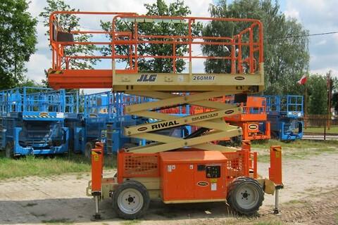 JLG MRT260 er en lift i kategorien saxlift.
