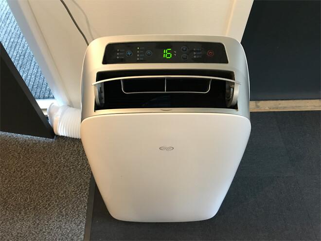 Aircold softy mobil aircondition