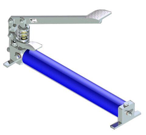Fodpumpe enkeltvirkende - 15 cc - Enkeltvirkende fodpumpe 15cc