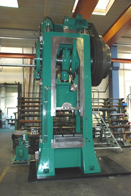 Dansk Presse Fabrik (DPF) KLH-250 1971 - KLH-250 KLH-300 DPF Povl Møller