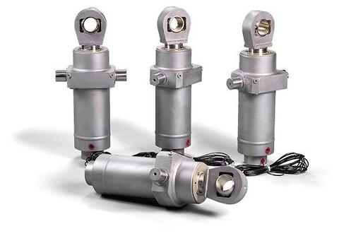 Hydrauliske cylindre - Cylinder enkel virkende cylinder, dobbelt virkende cylinder, standard cylinder