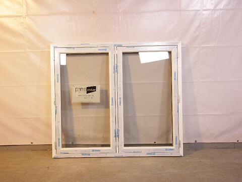 Sidehængt vindue i plast, 009394