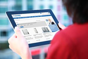 Prova Condairs online-produktväljare och få specifika produkter som rekommenderas baserat på dina behov enkelt och snabbt.
