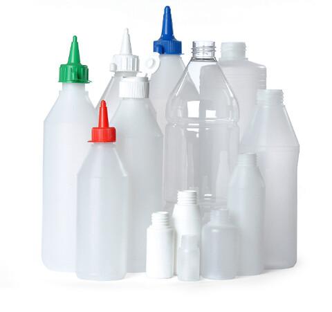 Plastflasker fra 100 ml til 1 liter