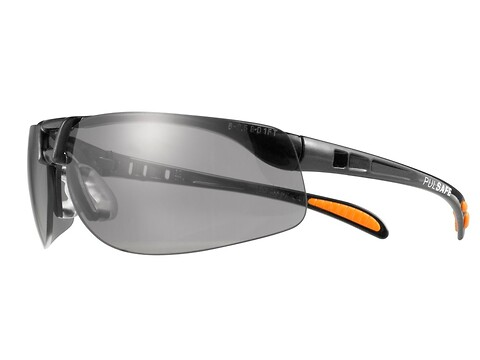 Sikkerhedsbrille protege grå - honeywell