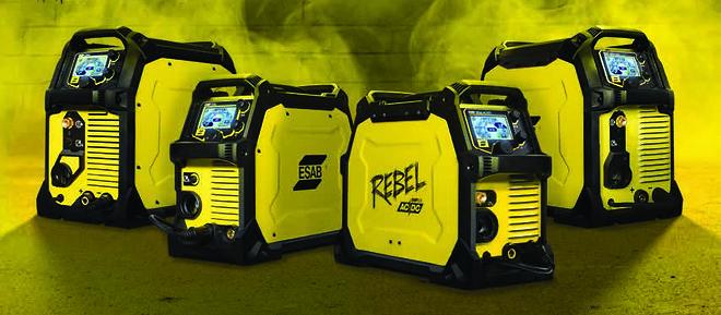 ESAB svejsemaskiner. Fra den lille opgave til den store løsning