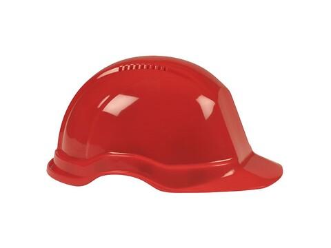 Sikkerhedshjelm balance rød