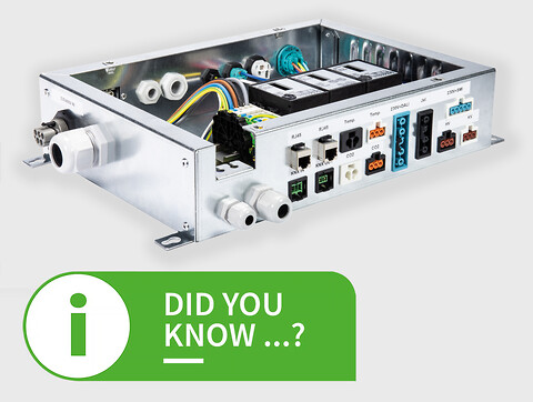 Har ni behov av anpassade fördelningsboxar i era installationsprojekt? - Kunde specifik fordeler boks / distributionsboks fra Wieland Electric