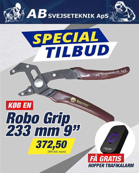 Robo Grip 233 mm 9″