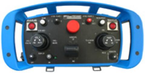 Radiostyring til kraner