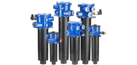 Hydrauliske filtre - Hydraulik Filter, højtryksfilter, lavtryksfilter, returfilter, påfyldningsfilter\nfilterelement