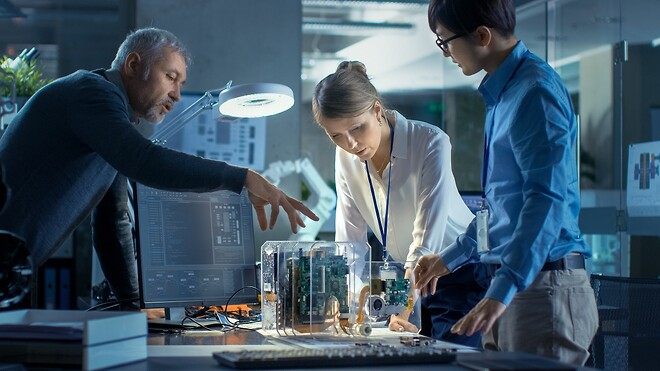 Develco, Teknologi Udviklingspartner, Elektronik, Embedded Software, Trådløs Kommunikation, Internet of Things IoT, IoT løsninger