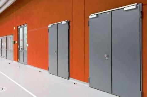Den rigtige løsning, uanset ejendommen -  attraktive døre fra Novoferm