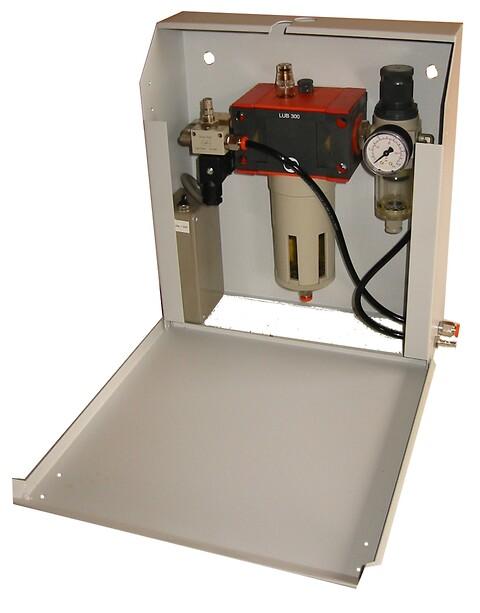 Minimalsmøring: Indu-Lube® TP4 Mikrospray til metalbearbejdning