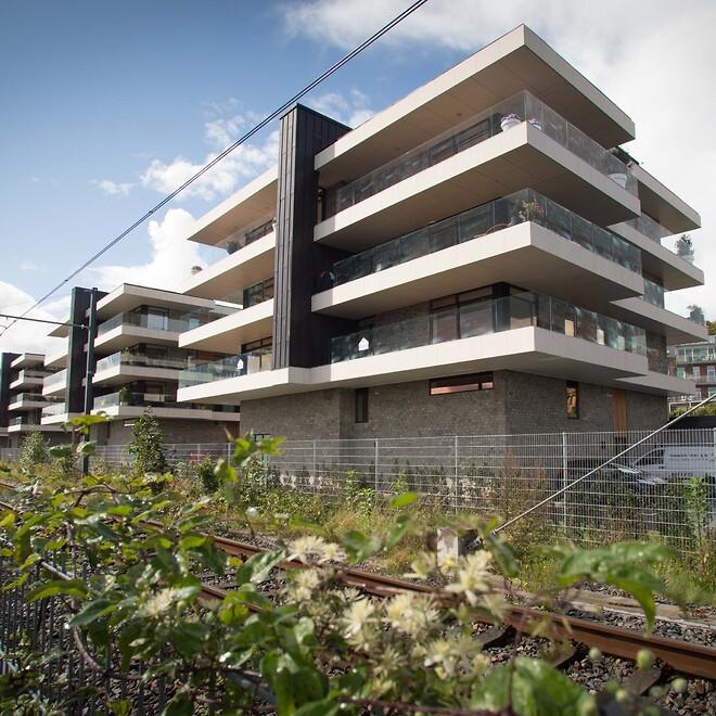 45 eksklusive boliger ved havnefronten i Aarhus C
