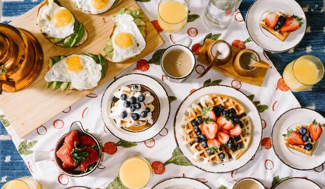 Catering buffet er en voksende succes hos danskerne