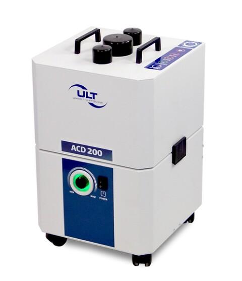 ACD ett utsug med anpassat filtersystem för gaser, ångor och besvärande lukter  - utsug\nfiltersystem\ngas\nånga \nethanol\nsprit\nlungor\nhuvudvärk\nutsug vid källan\narbetsmiljö\nbra utsug