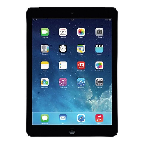 Apple ipad air 64GB wifi (space gray) - grade b - tablet