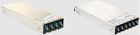 NMP, modulær strømforsyning i 650 & 1200W -- Power Technic - NMP-650 og NMP-1200 modulær strømforsyning fra MEAN WEL. Forhandler er Power Technic. Ring på 70 208 210