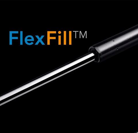 Flexfill™ anpassade gasfjädrar till din konstruktion  - Flexfill™ anpassade gasfjädrar till din konstruktion