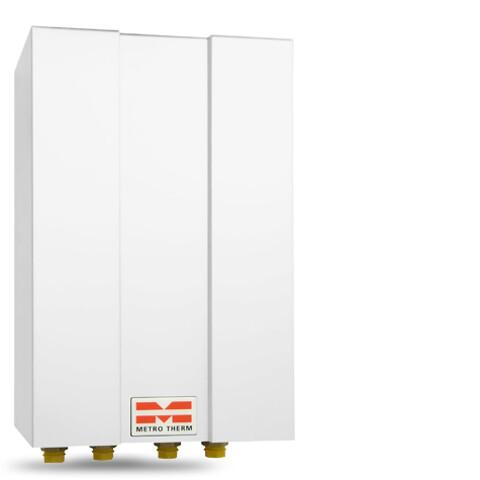 METRO ECO brugsvandsveksler til fjernvarme