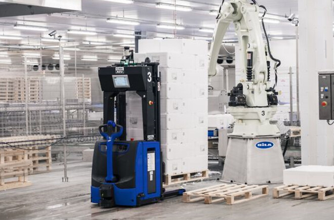 Automationsgraden skal øges i den norske industri