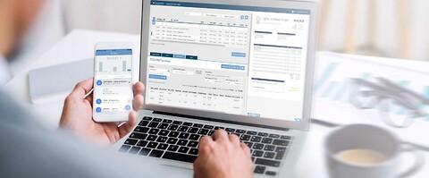 Godkend indkøbsfakturaer online med InvoiceFlow